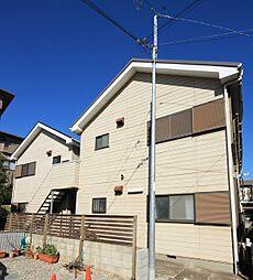 千葉県船橋市滝台町の賃貸アパートの外観