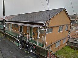 勝美ハイツ[1階]の外観