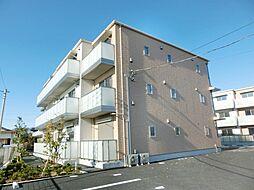 千葉県千葉市若葉区源町の賃貸アパートの外観