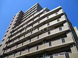 ベェルヴェル稲城[8階]の外観