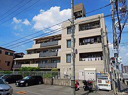 上野西パーク・ハイム[3階]の外観