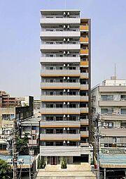 ガーラ・シティ大井町[10階]の外観