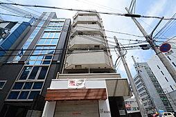 大阪府堺市堺区北瓦町2丁の賃貸マンションの外観