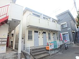 多摩都市モノレール 大塚・帝京大学駅 徒歩10分の賃貸アパート