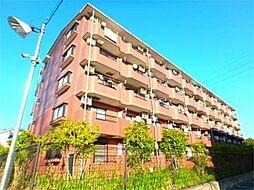 東京都町田市小山ヶ丘3丁目の賃貸マンションの外観