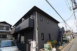 T−net ドミール朝志ヶ丘[102号室]の外観