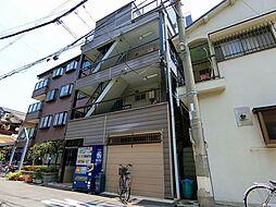 大阪府大阪市淀川区十三東5丁目の賃貸マンションの外観