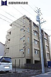 愛知県豊橋市藤沢町の賃貸マンションの外観