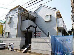 パステル南福岡[203号室]の外観