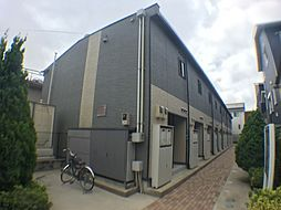 レオパレスハクジュ[1階]の外観