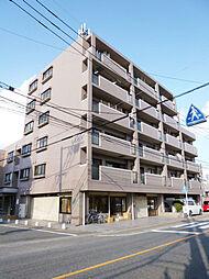 ユートピアマンション[2階]の外観