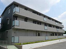 ヒルズ山神戸[2階]の外観