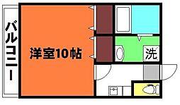 プログレス松島VI[312号室]の間取り