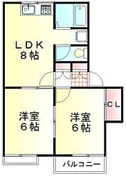 若葉駅 4.7万円