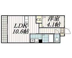 桜木駅 6.6万円
