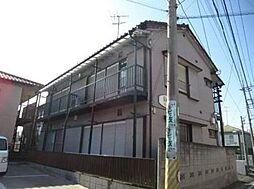 神奈川県横浜市鶴見区馬場7丁目の賃貸アパートの外観
