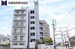 愛知県豊橋市吉川町の賃貸マンションの外観