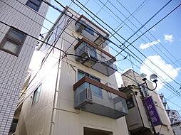 東京都北区豊島1丁目の賃貸アパートの外観