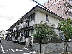 セジュール瑞江[1階]の外観