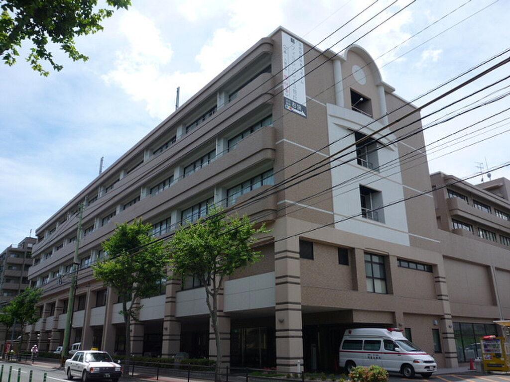 周辺(医療法人財団博愛会博愛会病院 1140m)