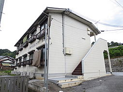 滋賀県彦根市古沢町の賃貸アパートの外観