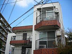大阪府豊中市長興寺南2丁目の賃貸マンションの外観