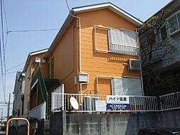 ハイツ飯島[101号室]の外観