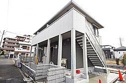 京王線 武蔵野台駅 徒歩8分の賃貸アパート