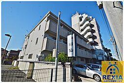 千葉県千葉市中央区南町2丁目の賃貸アパートの外観