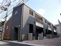 大阪府豊中市螢池南町3丁目の賃貸アパートの外観