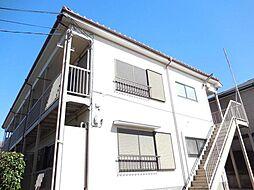ハイツ竹沢[2階]の外観