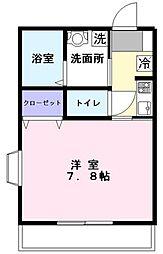 ヴィクトワール新鎌ケ谷[3階]の間取り