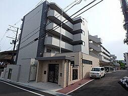 レジディア千里藤白台[4階]の外観