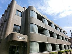 東京都練馬区中村北2丁目の賃貸マンションの外観