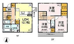 大泉学園駅 16.5万円