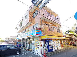 東京都昭島市拝島町3丁目の賃貸マンションの外観