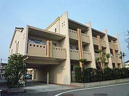 神奈川県横浜市緑区長津田みなみ台1丁目の賃貸マンションの外観