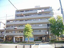 大阪府豊中市緑丘1丁目の賃貸マンションの外観