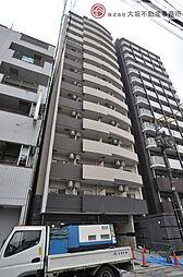 大阪府大阪市浪速区敷津西1丁目の賃貸マンションの外観