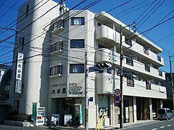 神奈川県横浜市港南区港南台8丁目の賃貸マンションの外観
