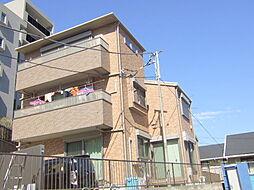 神奈川県川崎市宮前区土橋4丁目の賃貸アパートの外観