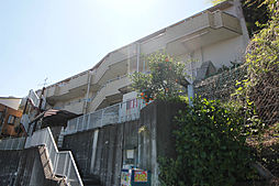 神奈川県川崎市多摩区長尾6丁目の賃貸マンションの外観