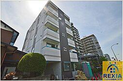 千葉県千葉市美浜区稲毛海岸5丁目の賃貸マンションの外観