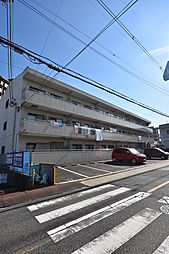 ヤマダマンション[2階]の外観