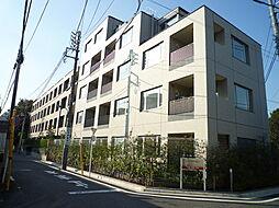 コートハウス中野坂上[201号室]の外観