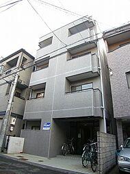 大阪府大阪市旭区高殿6丁目の賃貸マンションの外観