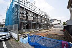JR武蔵野線 吉川美南駅 徒歩18分の賃貸アパート