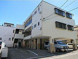 神奈川県横浜市青葉区たちばな台2丁目の賃貸アパートの外観