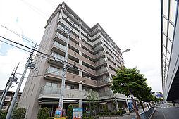 コプリー北花田[4階]の外観