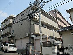 大阪府吹田市千里山東1丁目の賃貸マンションの外観